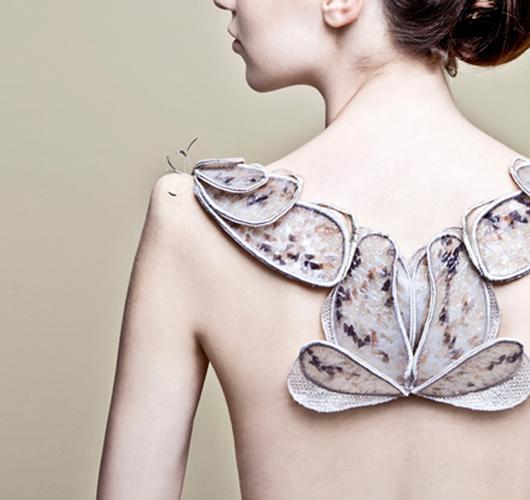 Amy Congdon: ¿que será del vestuario en el año 2082?