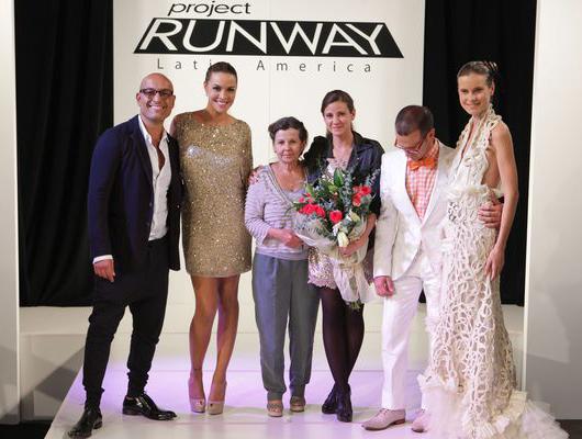 Karyn Coo: La Chilena Ganadora de Project Runway Latin America