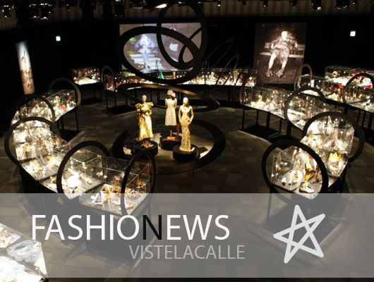 Fashion News: Lieve Dannau gana 3° puesto en Elite Model Look, Exposición de los zapatos de Westwood y Calendario Pirelli 2012