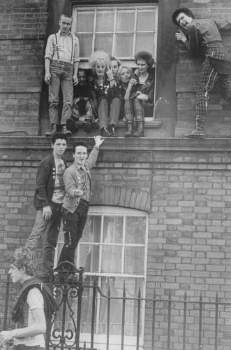 El origen del Punk a mediados de los 70