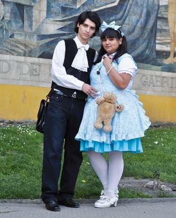 David Juan y Madelienne Julliette
