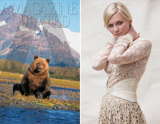 A Magazine y los Diseñadores
