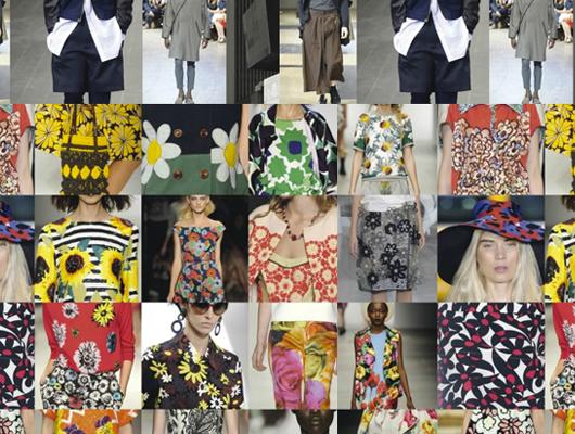 Tendencias para la Moda 2012/2013