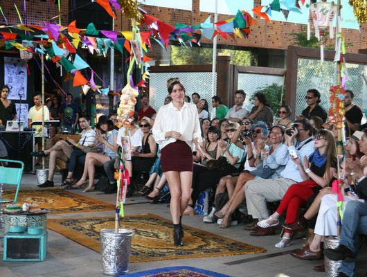 Desfile VisteLaCalle en Puma Lab: Mala Racha