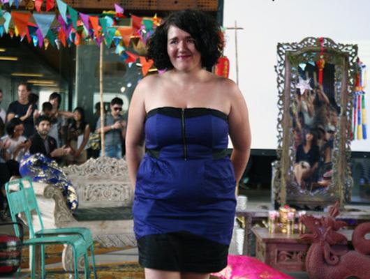 Pasarela VisteLaCalle en Puma Lab: Francisca Schmidt