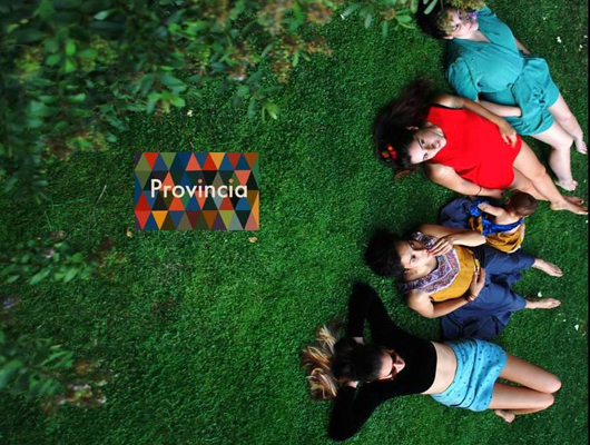 Provincia: un verano en el jardín