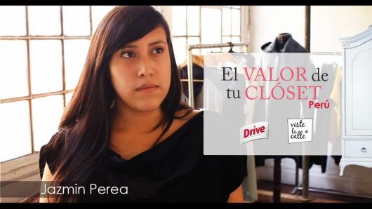 El valor de tu clóset Perú: Jazmín Perea