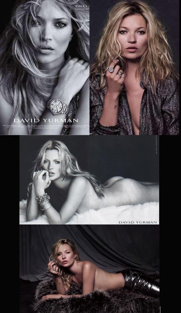 Fashion News: Publicidad de Fred Clon de David Yurman y Cibeles cambia de nombre