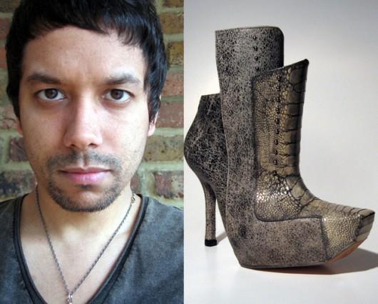 Los zapatos steampunk de Rob Goodwin