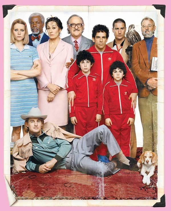 Moda & Cine: The Royal Tenenbaums (2001)