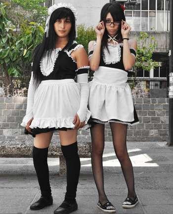 Kasumi Hayami y Lilith Uchiha