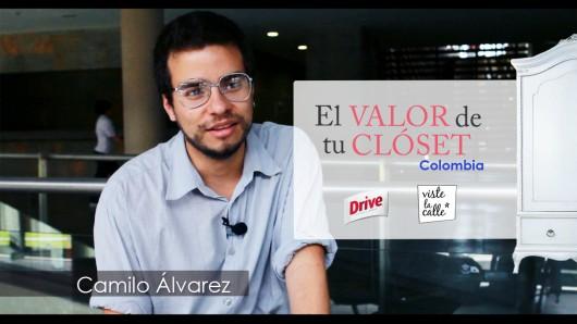 El Valor de Tu Clóset Colombia: Camilo Álvarez