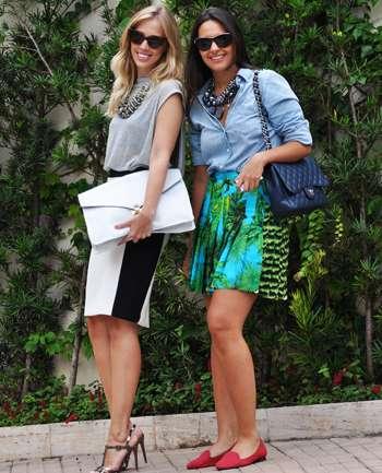 Duda Maia y María Eugenia Gaia
