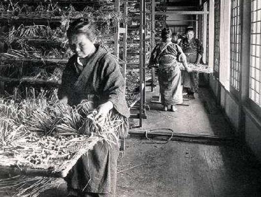Japón: reconstrucción de una historia textil