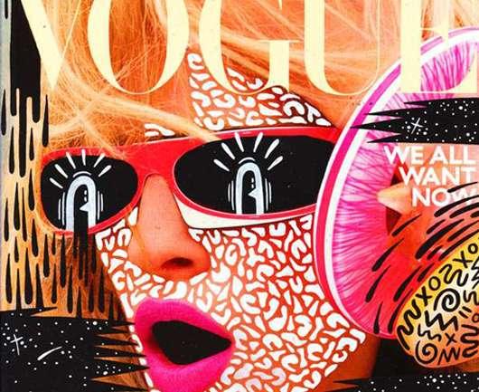 Patty Stewart: portadas de alto impacto