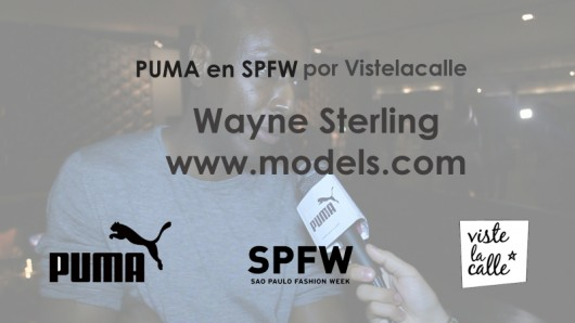 Fashion Report: Wayne Sterling, dueño y director de models.com