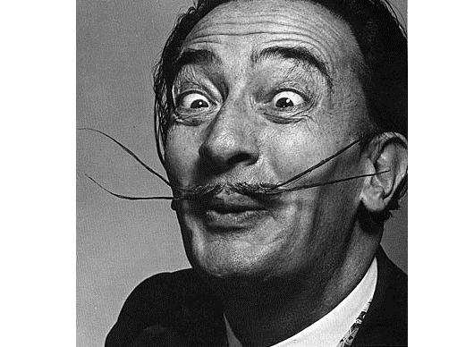 Salvador Dalí: Surrealismo y moda