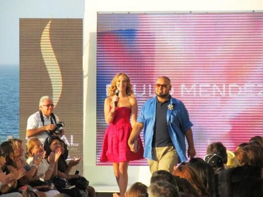 La colección primavera verano 2012 de Paulo Méndez