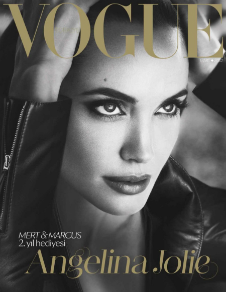 Strike a pose: Vogue en marzo