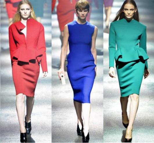 Lanvin 2012/13: Paris Fashion week fall/winter