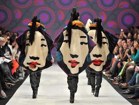 Toronto Fashion Week: Otoño/Invierno 2012-2013