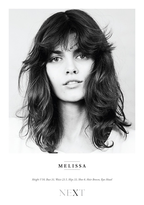 Melissa Stasiuk: algo de Freja, algo de Gia