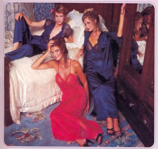 Aquellos tiempos: Catálogo Victoria's Secret de 1979