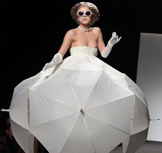 El Fashion Performer de la crisis mundial: Gianni Molaro