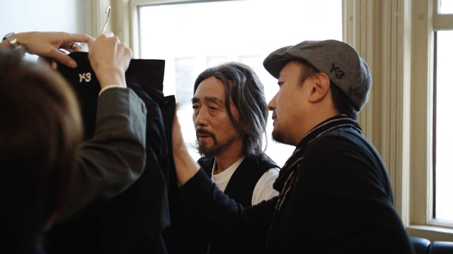 VLC ♥ YOHJI YAMAMOTO: THIS IS MY DREAM