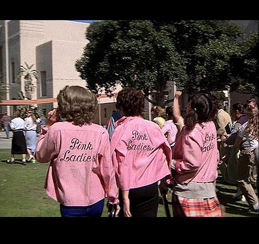 """El rosado rebelde de las """"Pink Ladies"""""""