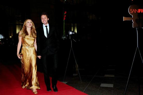 Los vestidos de la gala del Sanfic 8