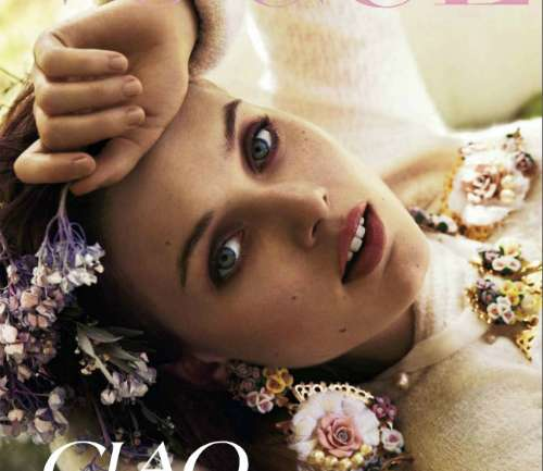Strike a pose: Vogue en septiembre