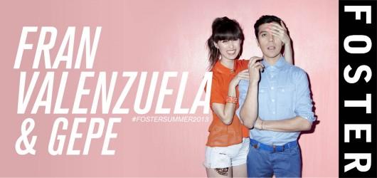#FosterSummer 2013 junto a Francisca Valenzuela y Gepe