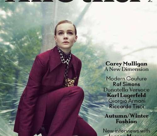 Carey Mulligan en Another Magazine