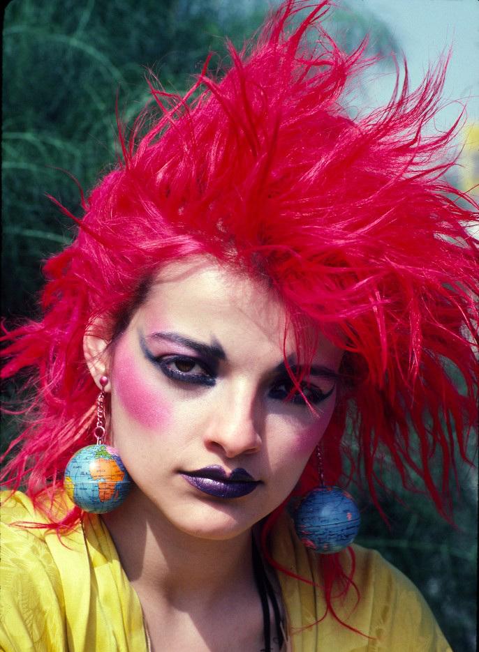 Nina Hagen, la princesa punk de los '80
