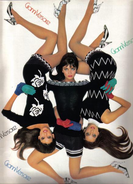Flashback: Versace antes de los '90