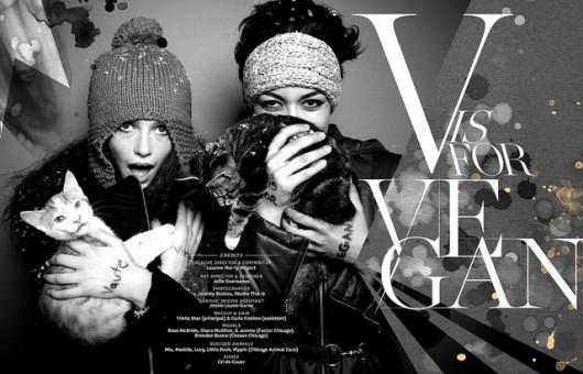 Vaute Couture: El veganismo a la pasarela