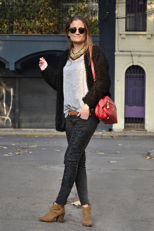 El estilo de los españoles residentes en Chile