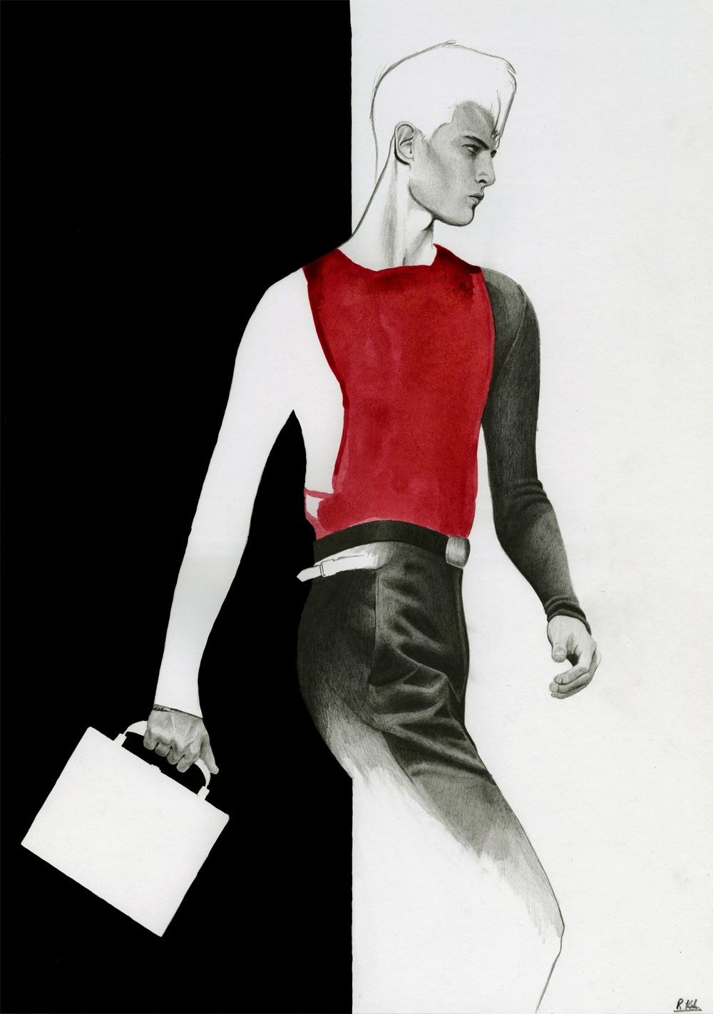 El complejo minimalismo de Richard Kilroy