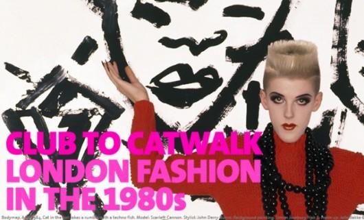 Club To Catwalk: Londres homenajea los 80's