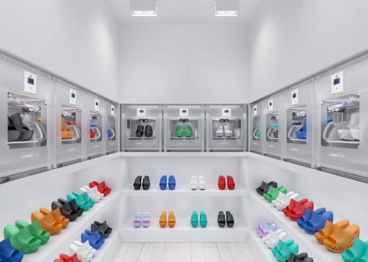 Zapatos 3D de Cubify: En la noche se imprimen y en día se usan