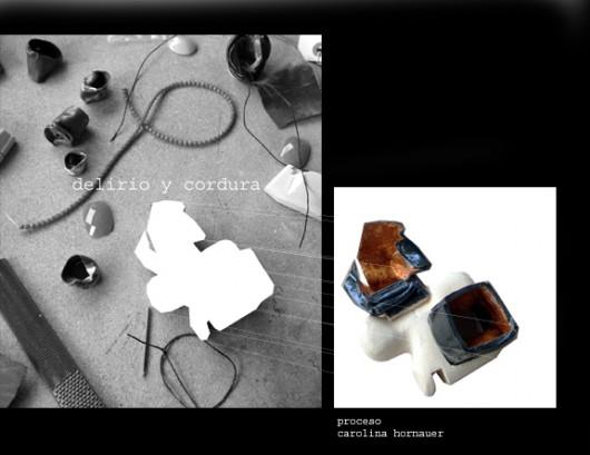 Delirio & Cordura: la muestra de joyería contemporánea que no te puedes perder