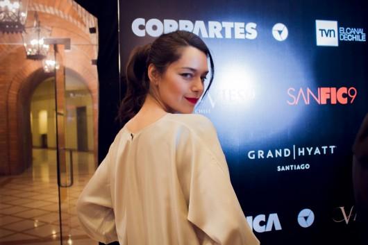 Las y los mejores vestidos de la noche inaugural de SANFIC