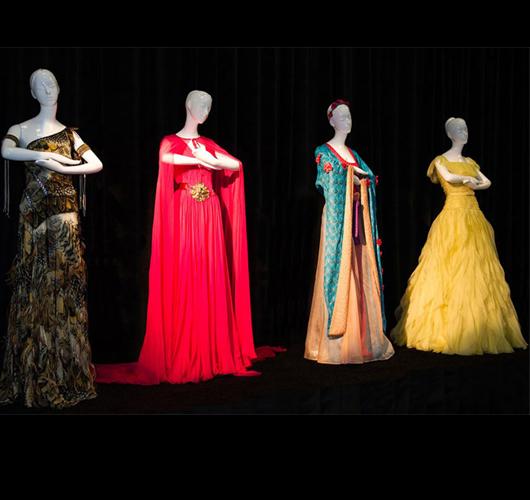 Princesas Disney de Alta Costura en subasta de caridad