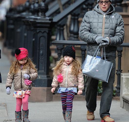 Tabitha y Marion Broderick: las mellizas con más estilo de Manhattan