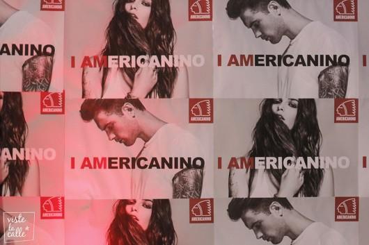 Americanino presentó su colección Primavera Verano 2014