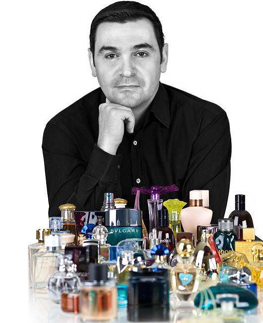 Fabrice Legros, la mente tras el diseño de los frascos de perfume