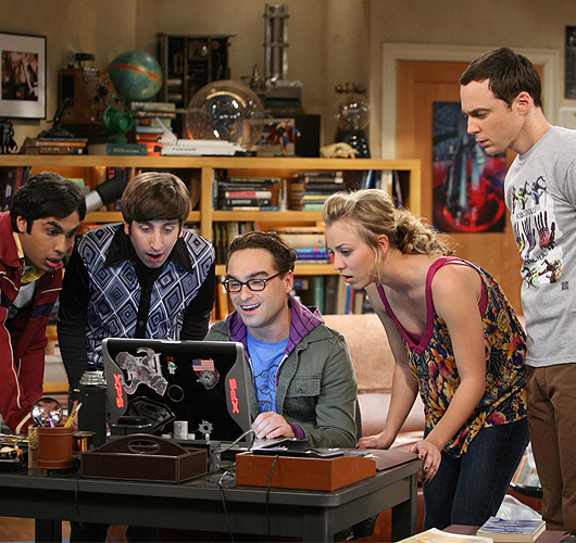 El vestuario de The Big Bang Theory (Parte I)
