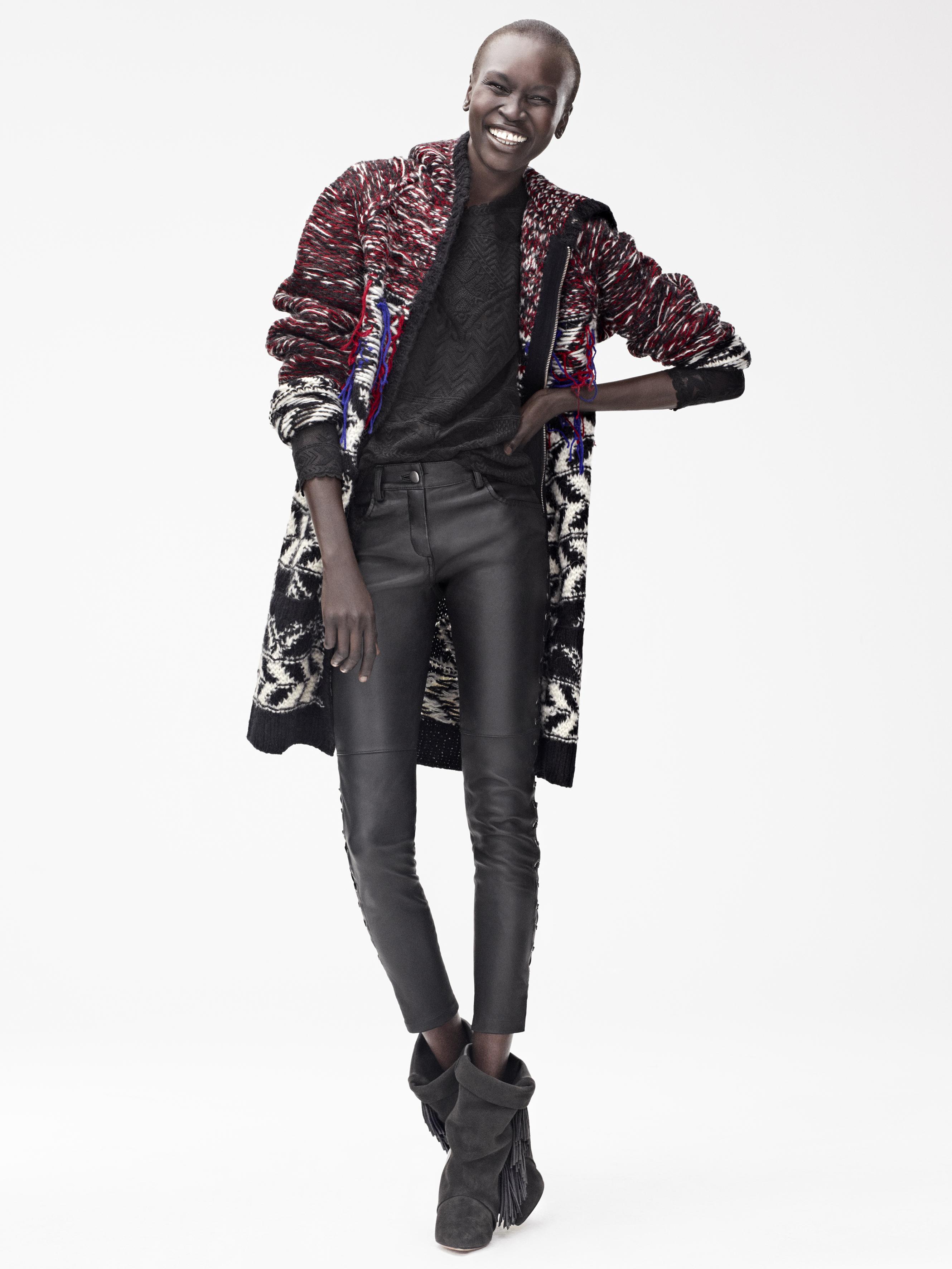 Sé la primera en conocer la colección de Isabel Marant pour H&M