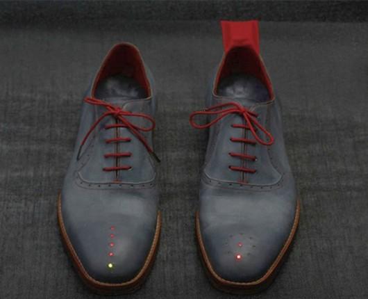 No place like home: El zapato que te lleva a donde tu quieras